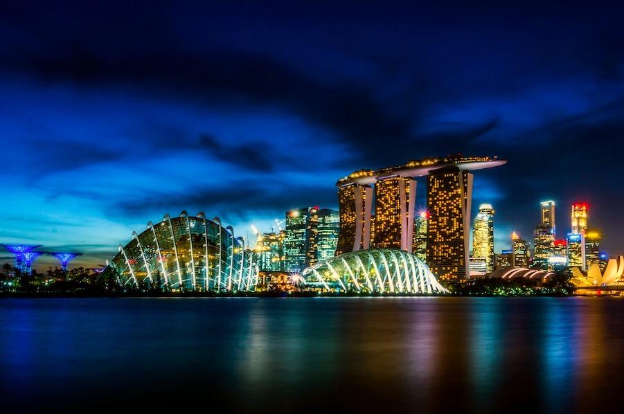 image of the shangri la singapore hotel