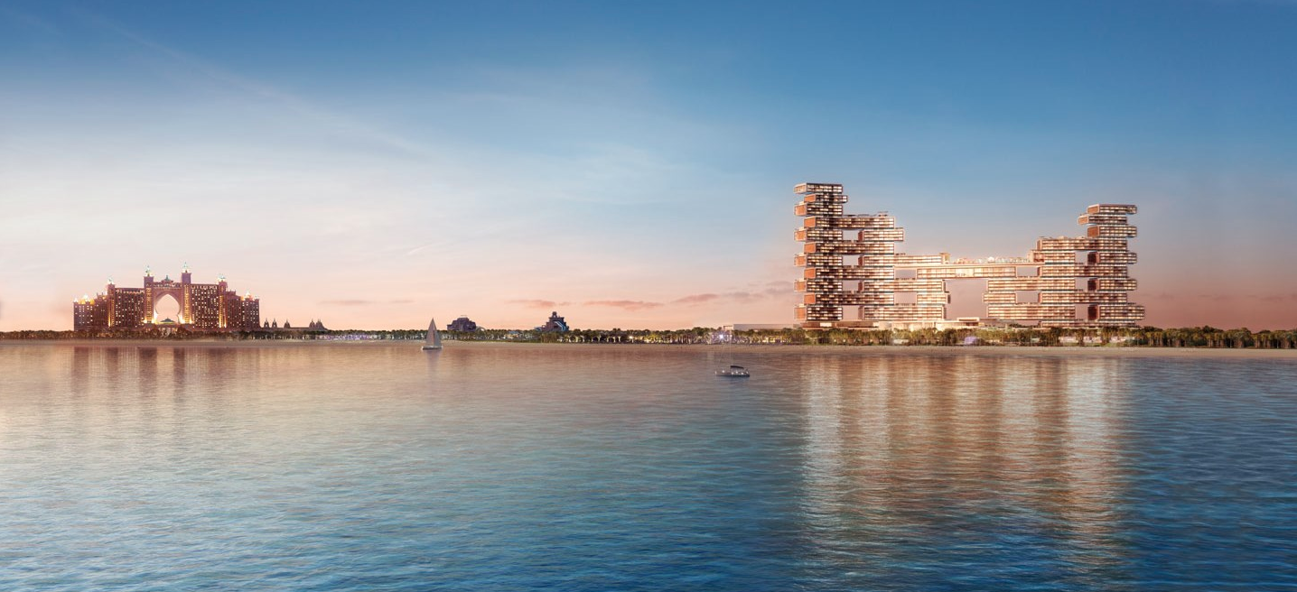 Image of new Dubai Hotel Royal Atlantis Resort