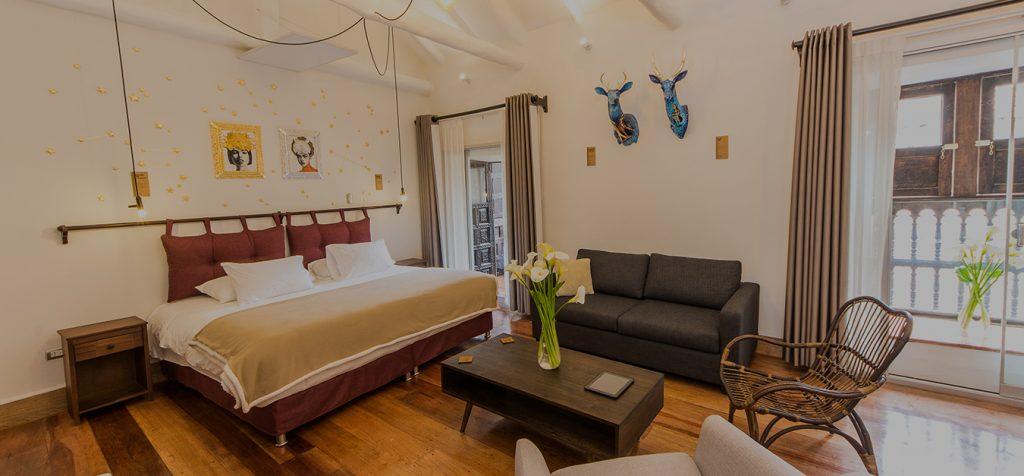 Incentive and boutique hotels in Peru