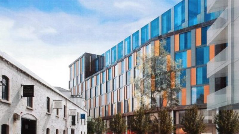 image of new hotel opening in Dublin