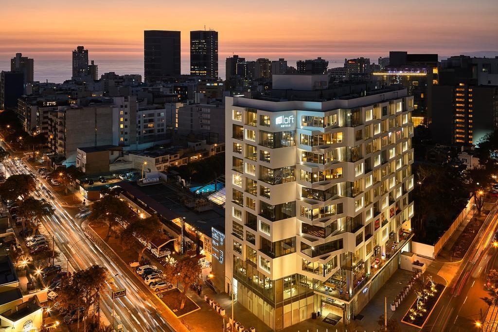 Incentive hotspot Aloft Hotel in Peru