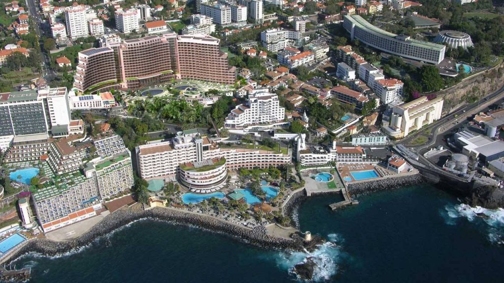 An image of Madeira for incentive and meetings hotel review