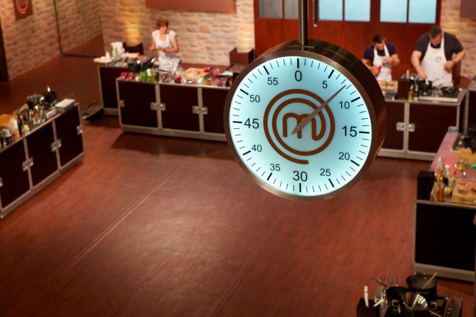 Image of the masterchef restaurant in Dubai