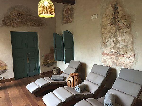 Pumacahua Bath House - an incentive venue in Peru