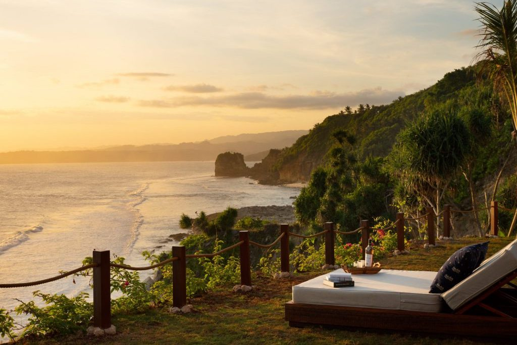 Image of hotel in Sumbra Indonesia as an up and coming destination for incentive travel near Bali