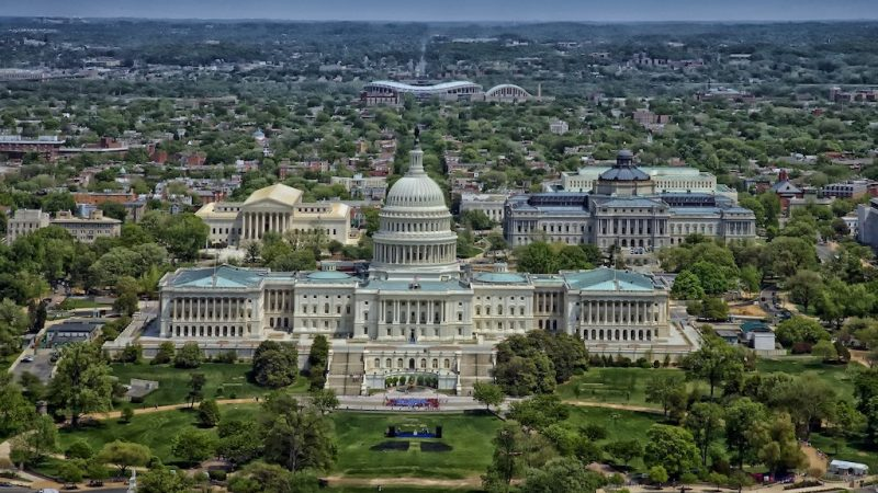 image of the capitol in washington dc for incentive and hotel review by micebook