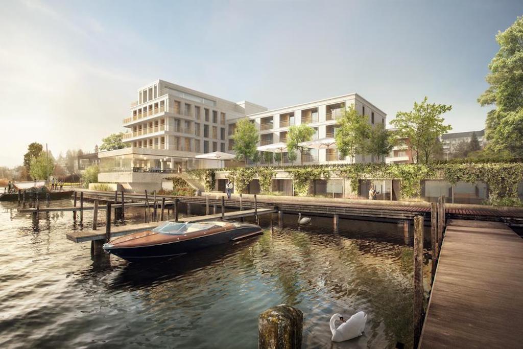 Alex Lake Zürich New Hotel opening