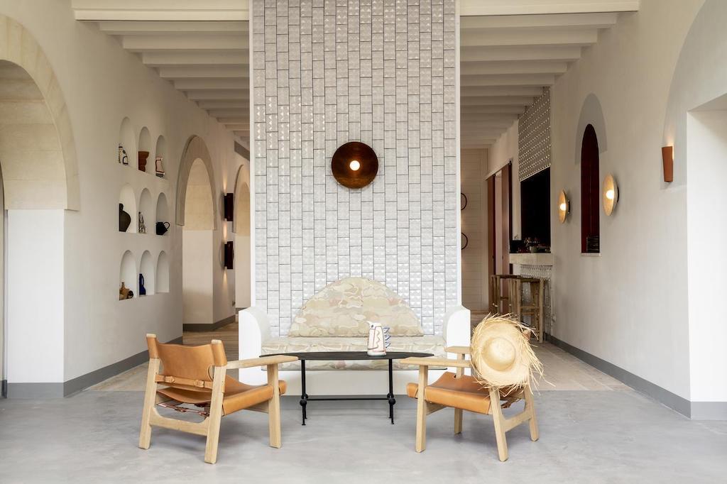 image of Menorca Experimental hotel lobby