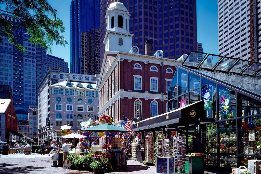 image of boston as a perfect incentive destination