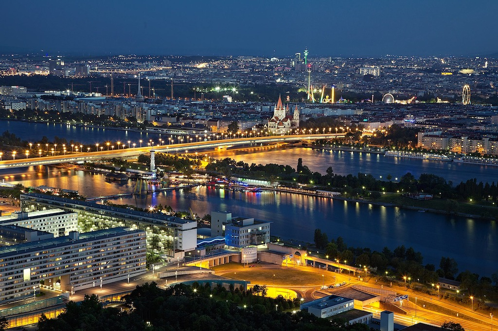 image of vienna to show new hotels in vienna