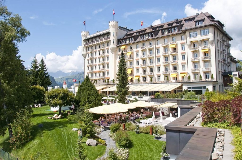 review of gstaad palace switzerland