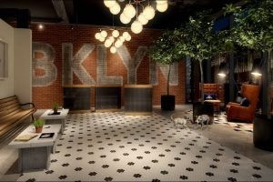 lobby image of hotel brooklyn manchester