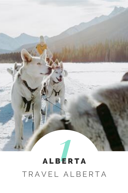 Travel Alberta as one of mice book's top profiles