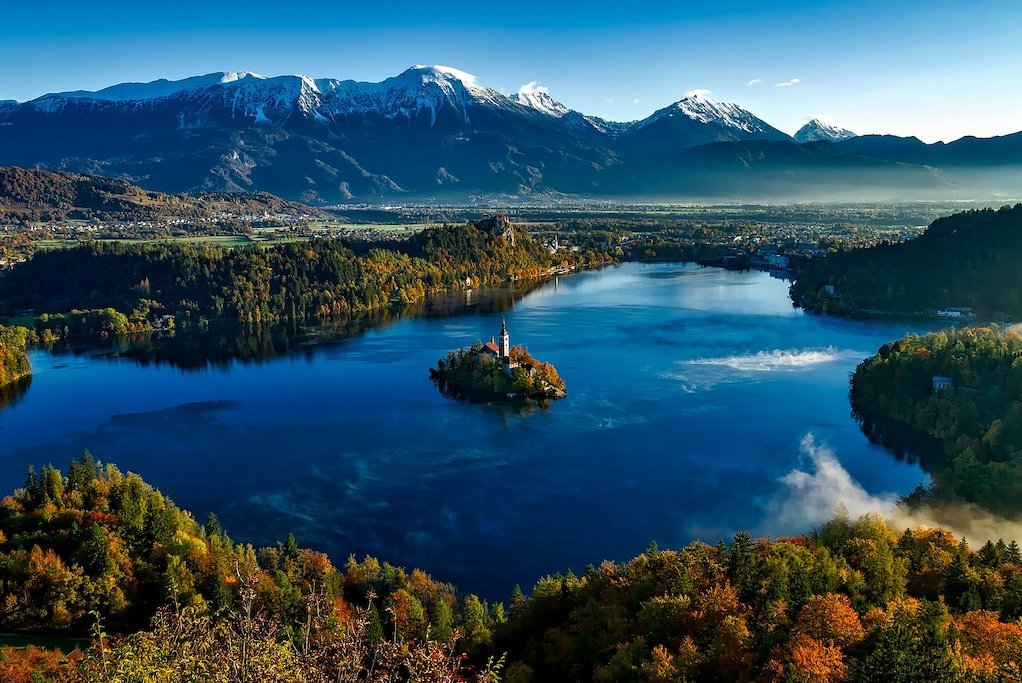 incentive and conference travel in slovenia