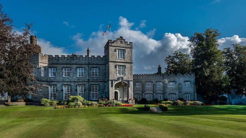 Great Hotels of the World new hotels include Luttrellstown Castle
