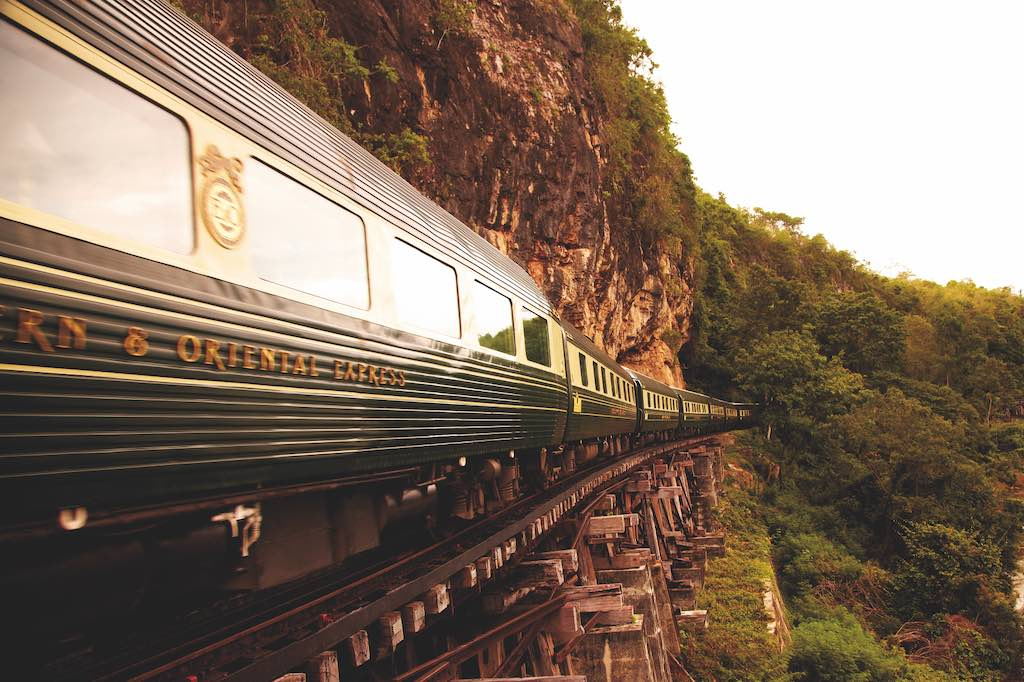 image of belmont eastern oriental express