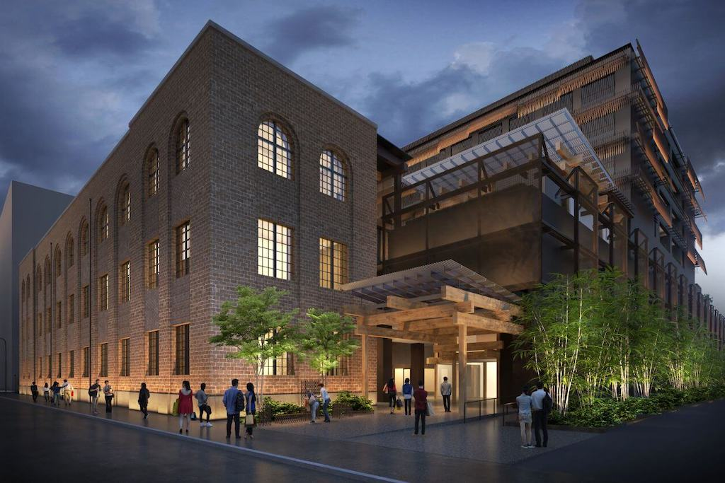 Ace Hotel Kyoto image of new hotel opening