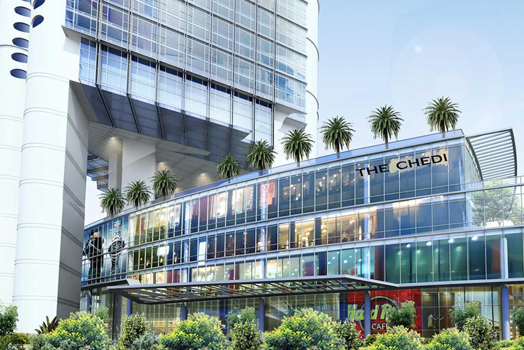 image of new chedi mumbai hotel