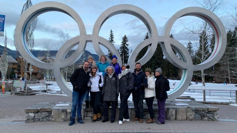 fam trip to vancouver and whistler
