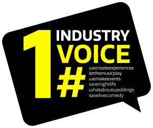 One Industry One Voice: more campaigns join and social media channels launch