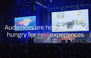 we create experiences launch video