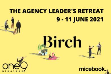 micebook to host agency leaders retreat at Birch